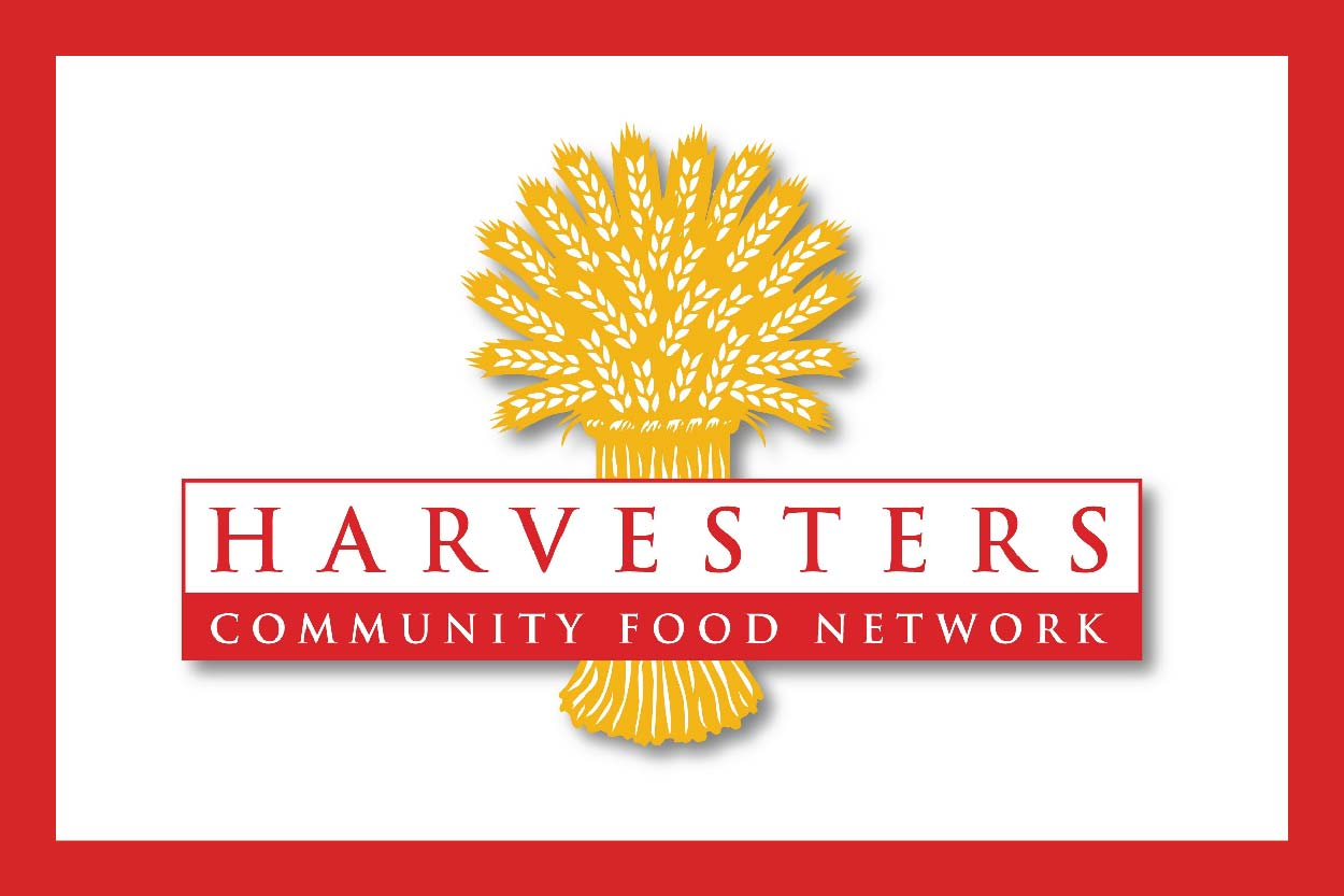 Harvesters Food Network6-8pm - Help sort and pack donated food items. Must be 8+ years old.