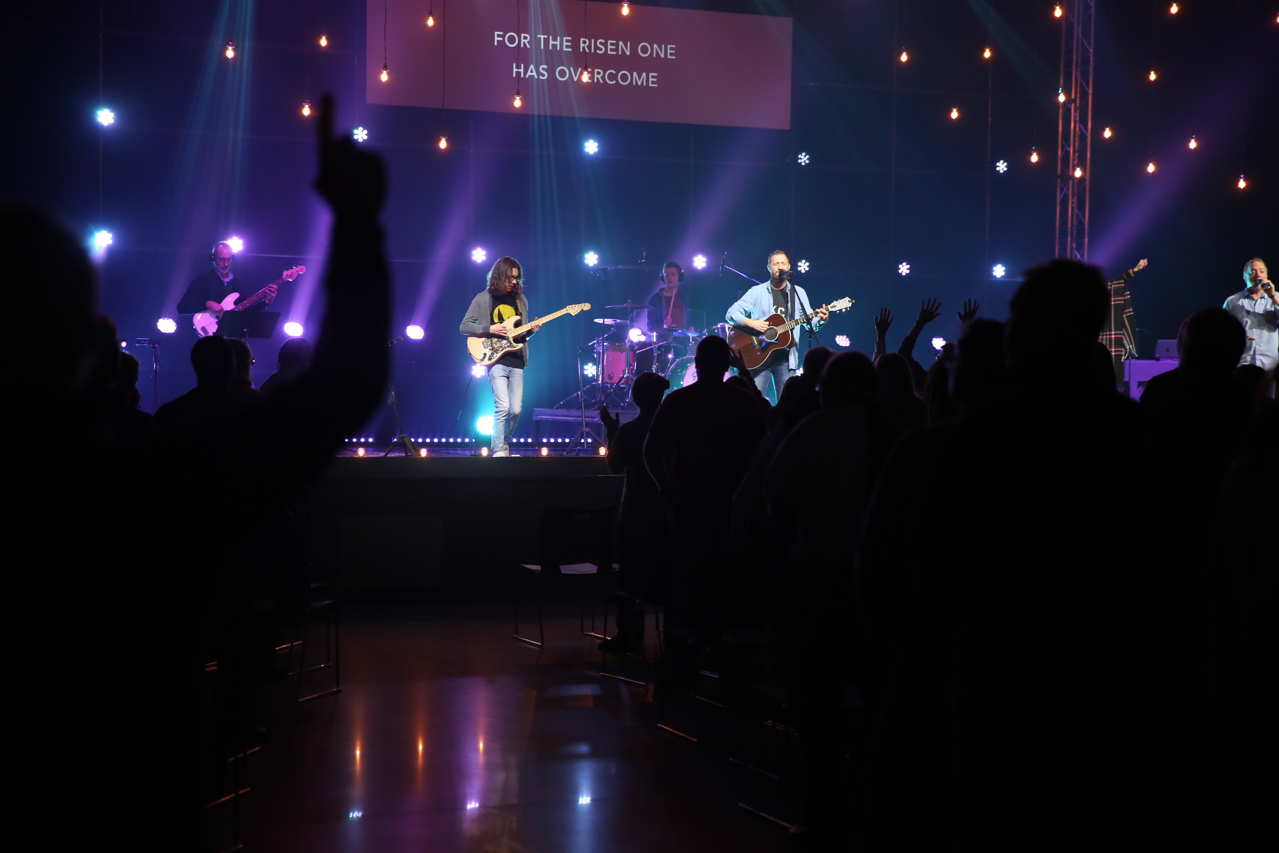 Contemporary Worship image