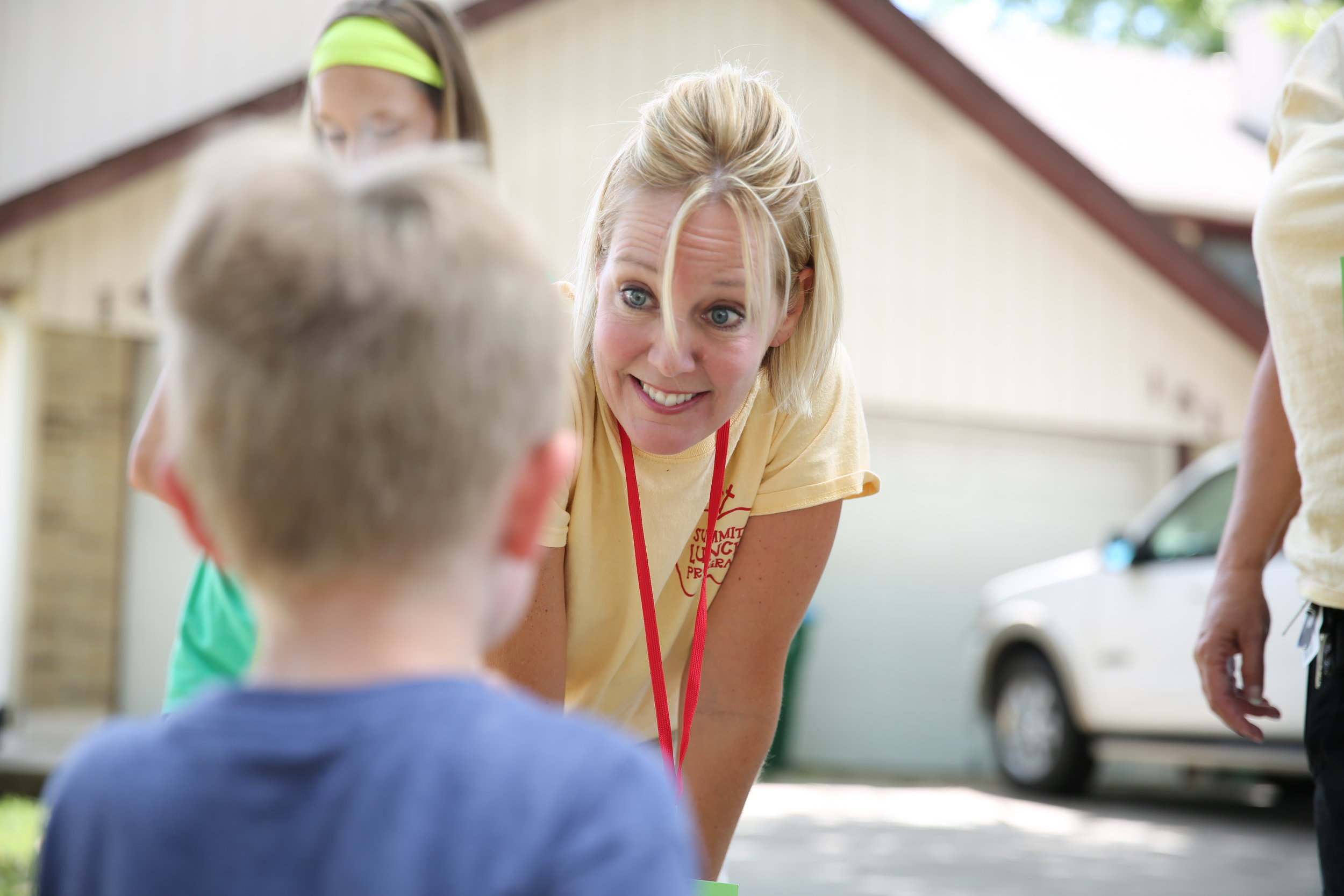 Serve in the Community -