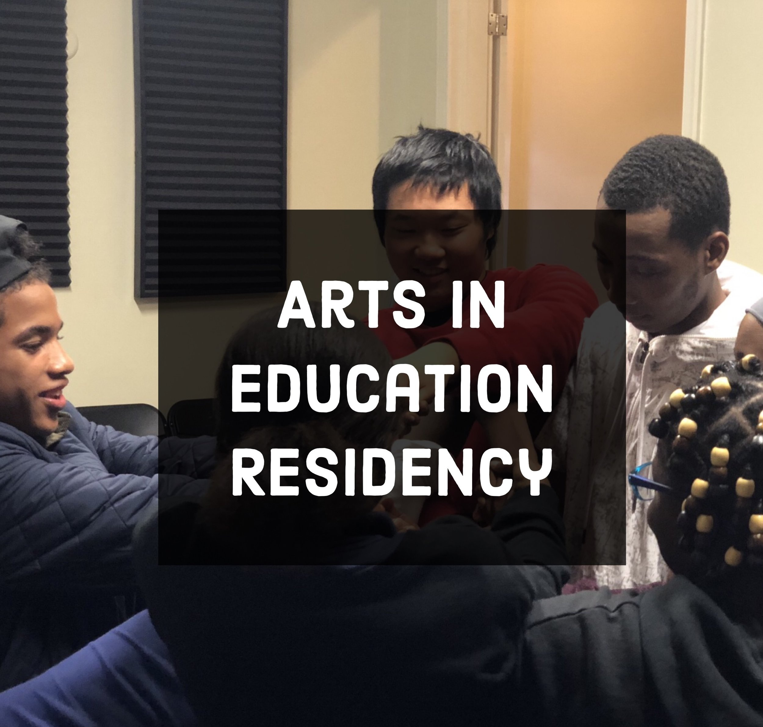 - For the past 3 years, Studio 117 has offered residencies in conjunction with Arts In Education. These classes are typically setup to be weekly classes for 10-24 weeks, and are open to any public or private, education or enrichment center in Pennsylvania. Art's In Education may also be able to partially fund the residency. These residencies are perfect for pushing initiatives such as diversity, ethics, teamwork, professionalism, problem solving, or even helping students in their classes by linking core curriculum with Audio Production/Music Education.Many students prefer to learn and actually perform better in classes involving music and arts. Traditionally, left brained thinkers are more organized and systematic while right brained thinkers are more creative and intuitive. Many current school programs exercise and test their students' abilities to solve problems in an organized and systematic manor but completely ignore the creative processes that certain individuals may use to understand these problems. This is why many people feel that they don't use certain methods that they learned in school to solve problems in real-life scenarios. We feel that an organized method is essential to solving many problems, but many people will need to get creative and intuitive in their workplace or in everyday life to succeed. For many, a link between creativity and traditional core curriculum classes are a must.Currently, our residencies are limited to evenings and weekends. If your school or organization is interested in developing a residency with Studio 117, please use the email button at the bottom of the page to schedule a meeting.$250/class per organization (10 Class Min. 15 student max) Scholarships may be available)