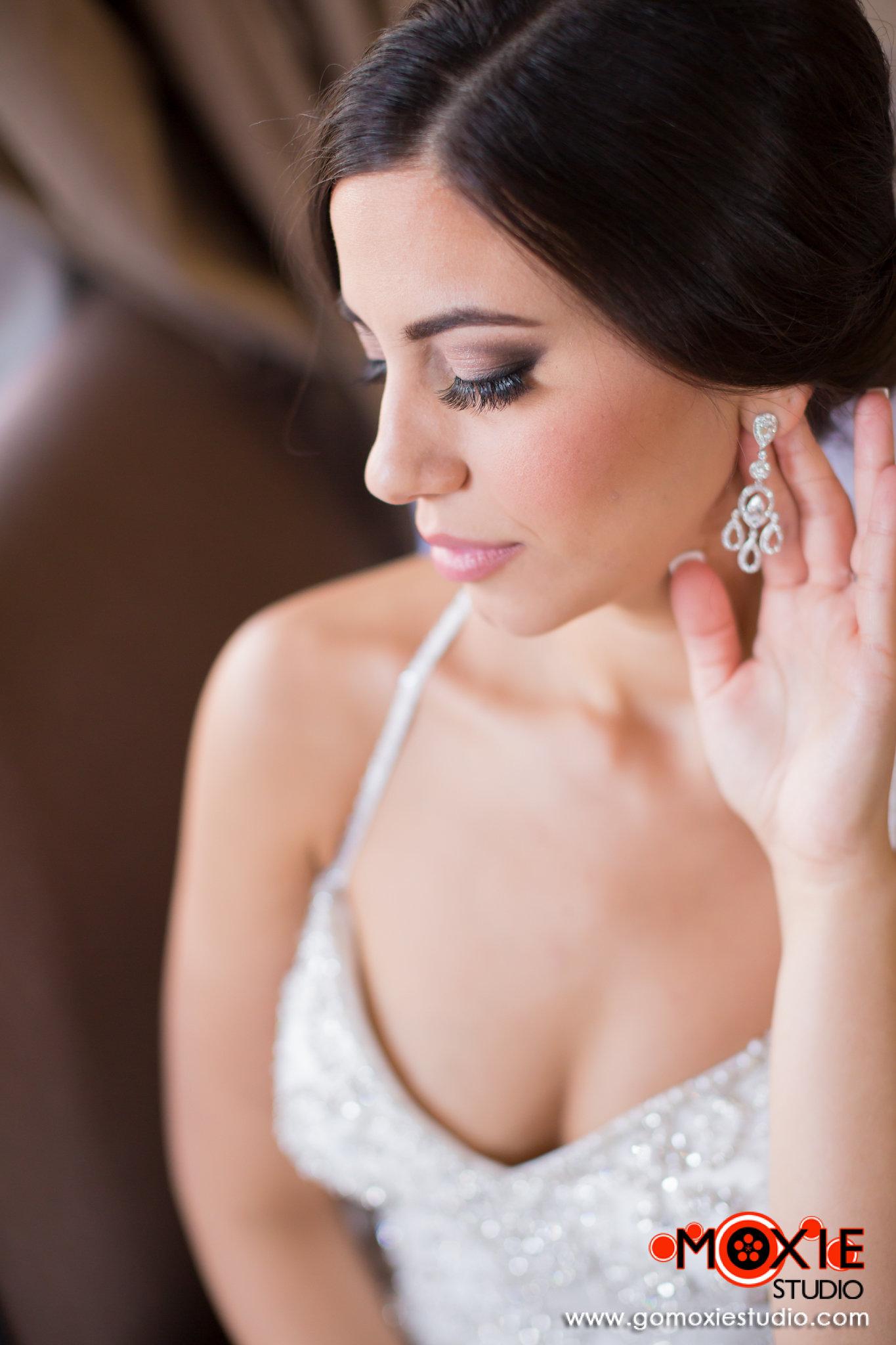 Alyssa Wedding Hair and Makeup
