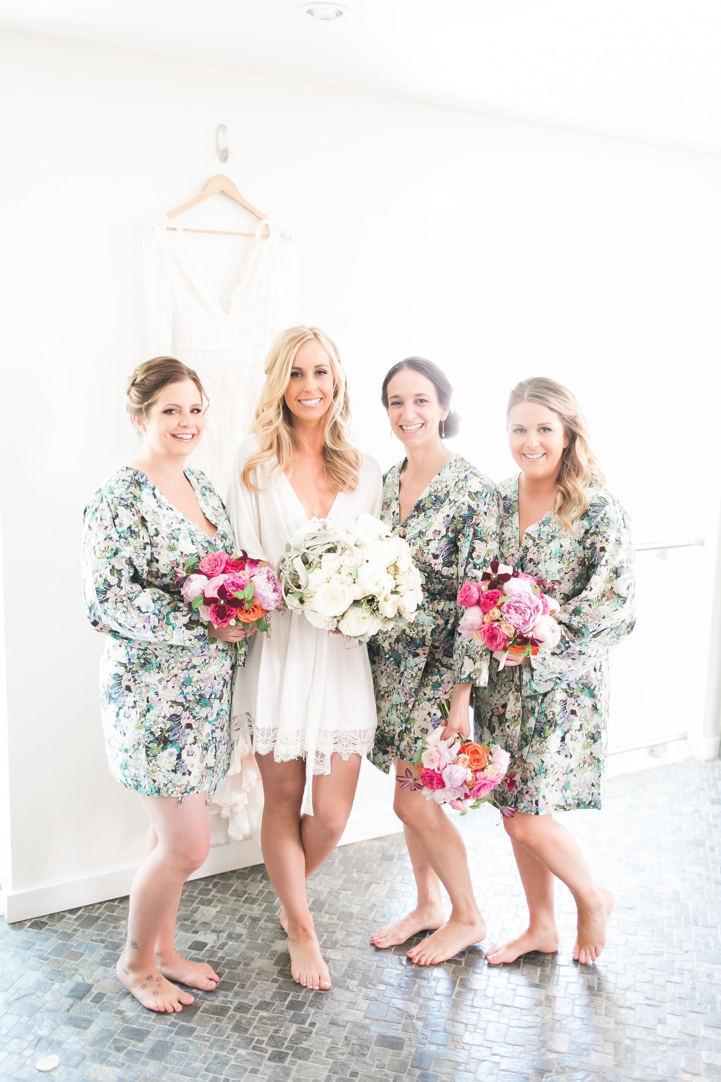 Private Estate Wedding Hair and Makeup Las Vegas