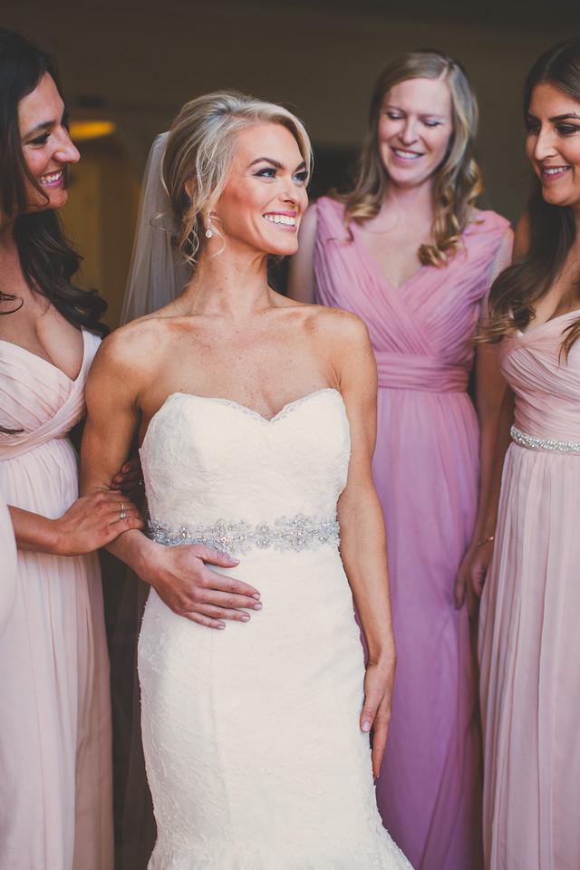 Bridal Party at Green Valley Ranch Las Vegas