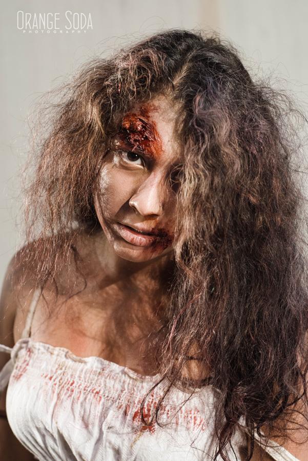Zombie Makeup Las Vegas