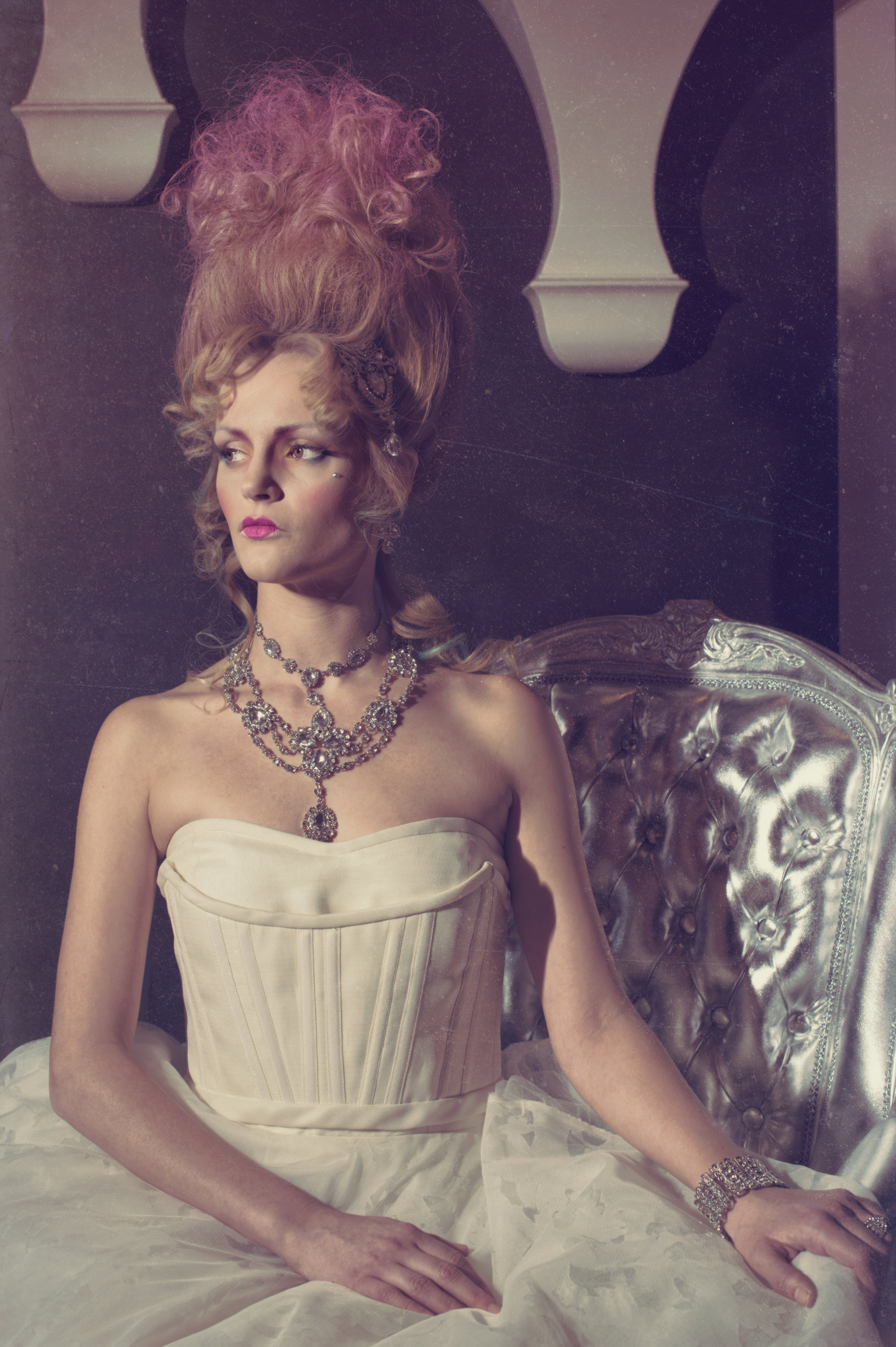 Marie Antoinette Hair and Makeup Las Vegas