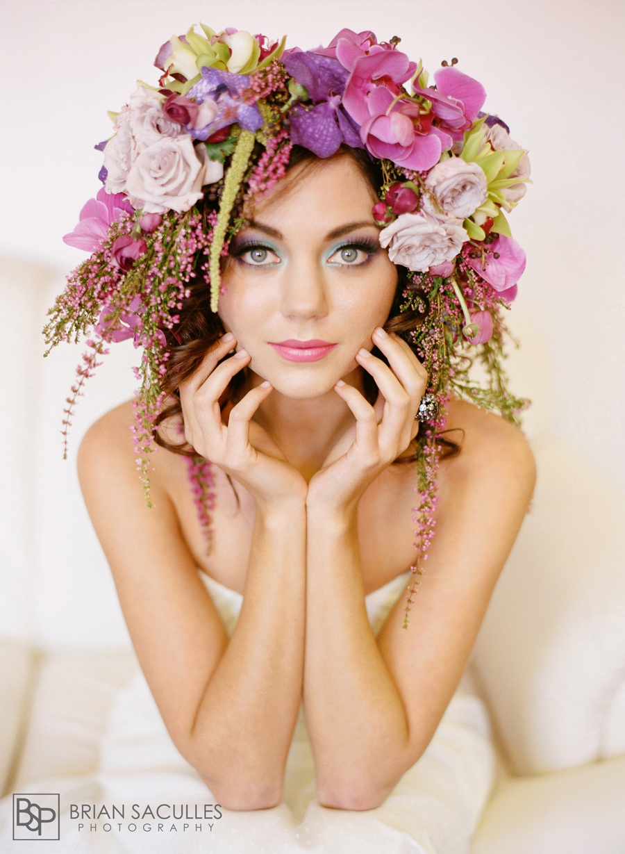 Hair and Makeup by Amelia C Photography by Brian Saculles Floral by Layers of Lovely.jpg