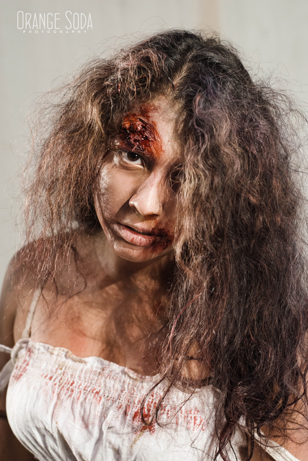 Zombie Halloween Makeup Las Vegas