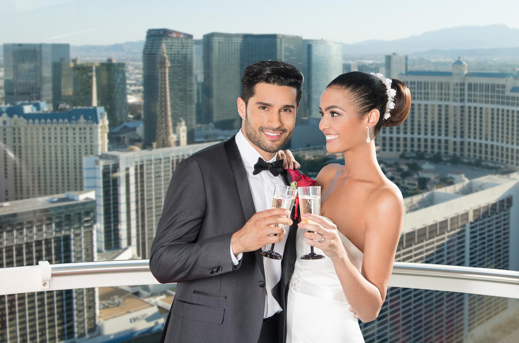 Wedding Hair and Makeup in Las Vegas
