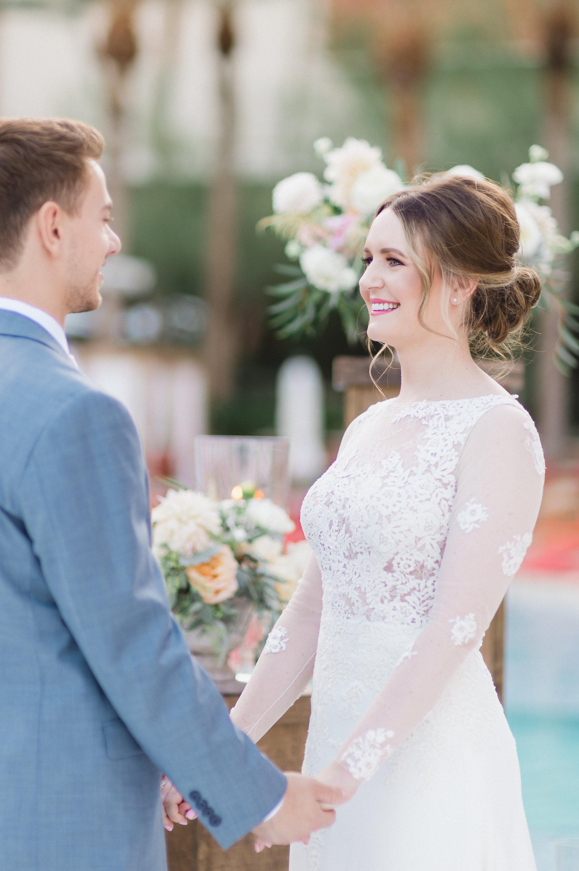 Wedding at Red Rock Resort