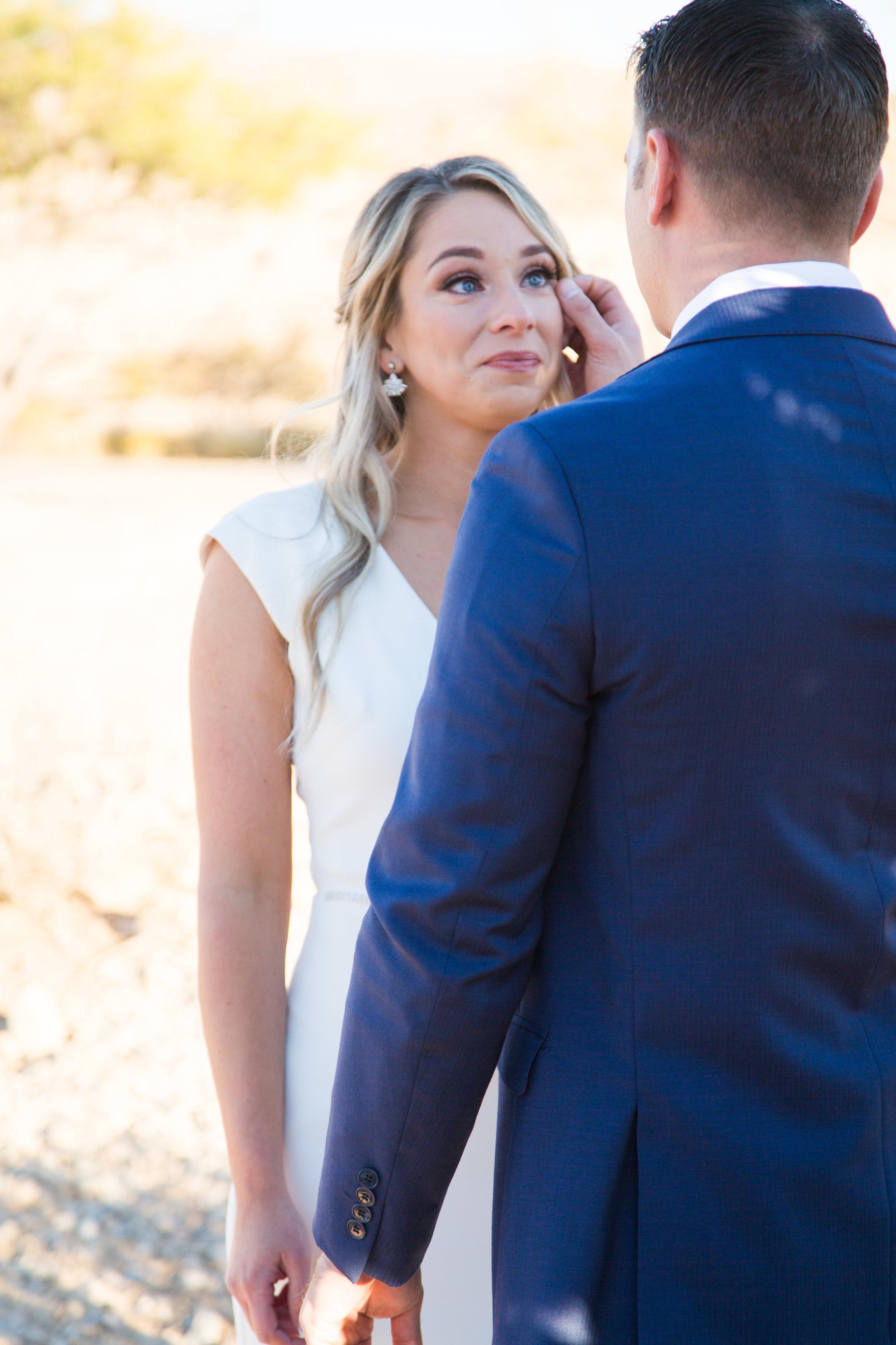 Desert Elopement Wedding