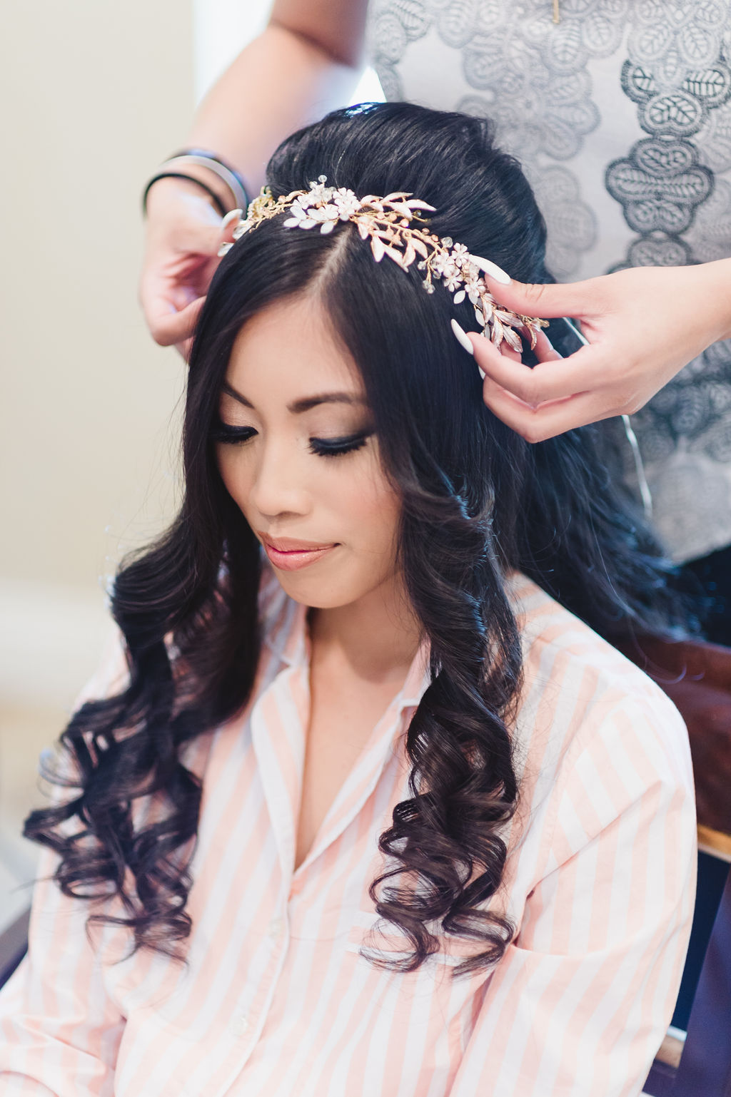 Las Vegas Bridal Hair And Makeup