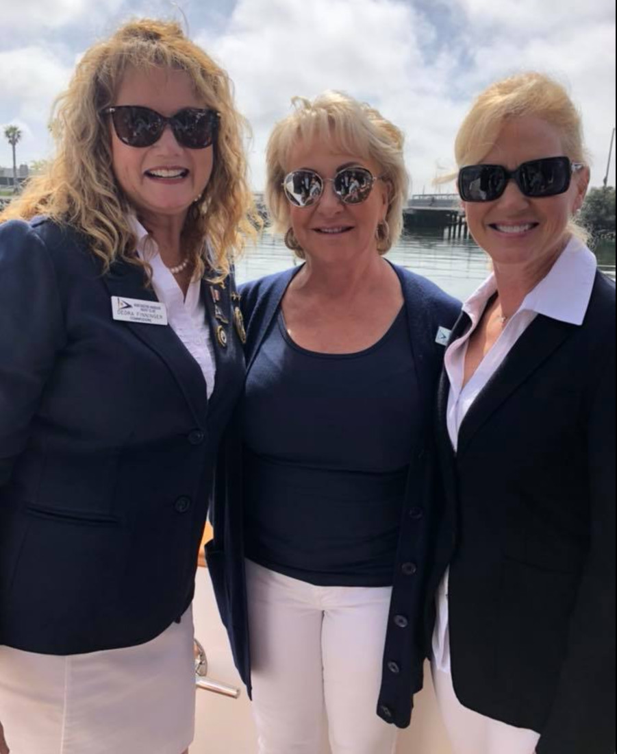 Dedra with two women.jpg