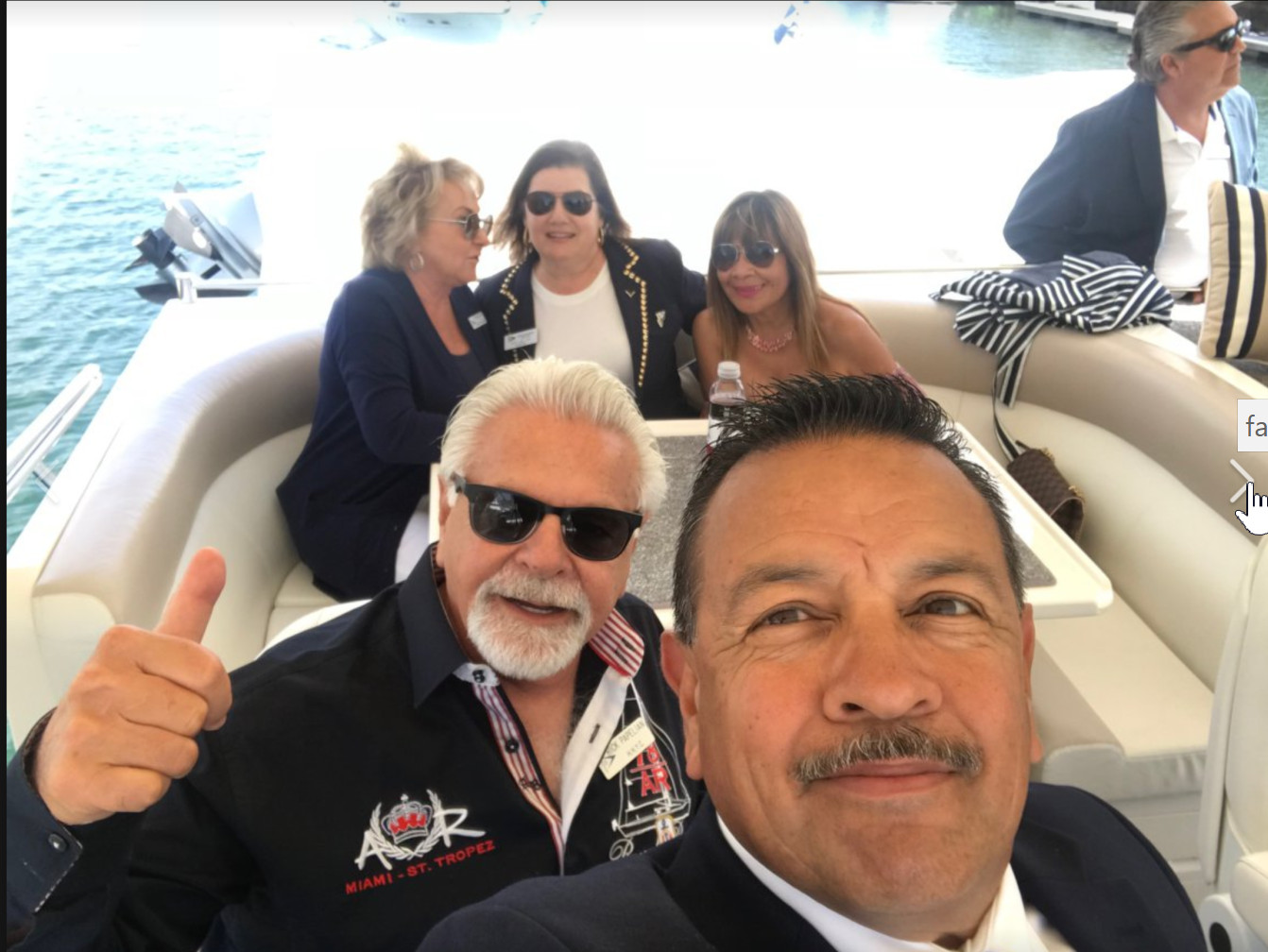 Rudy with others in selfi.jpg
