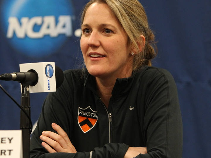 Courtney Banghart - Head Coach, Women's Basketball, Princeton University