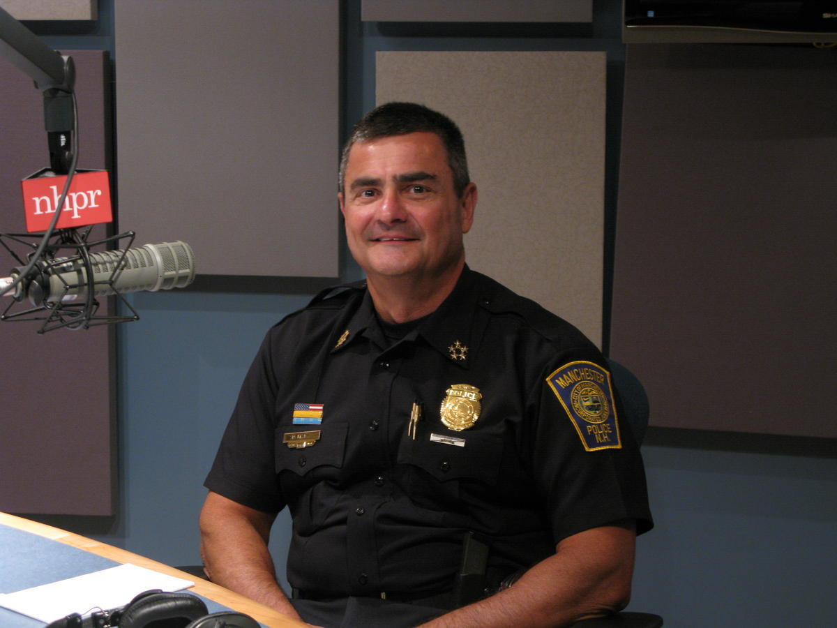 - Former Manchester Police Chief and Interim Portsmouth Police Chief David Mara will be taking over as the state's new