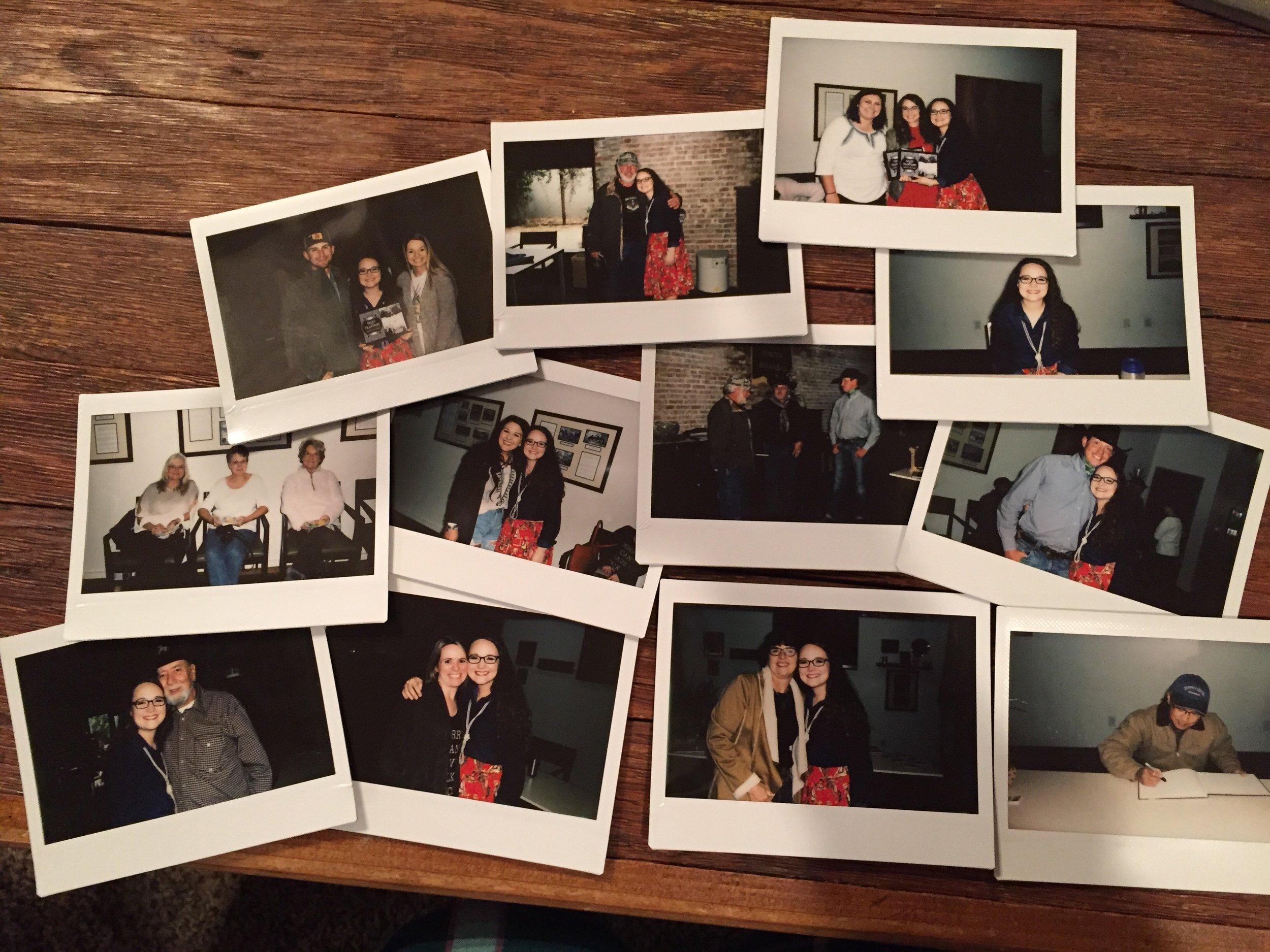 Polaroids are my jam