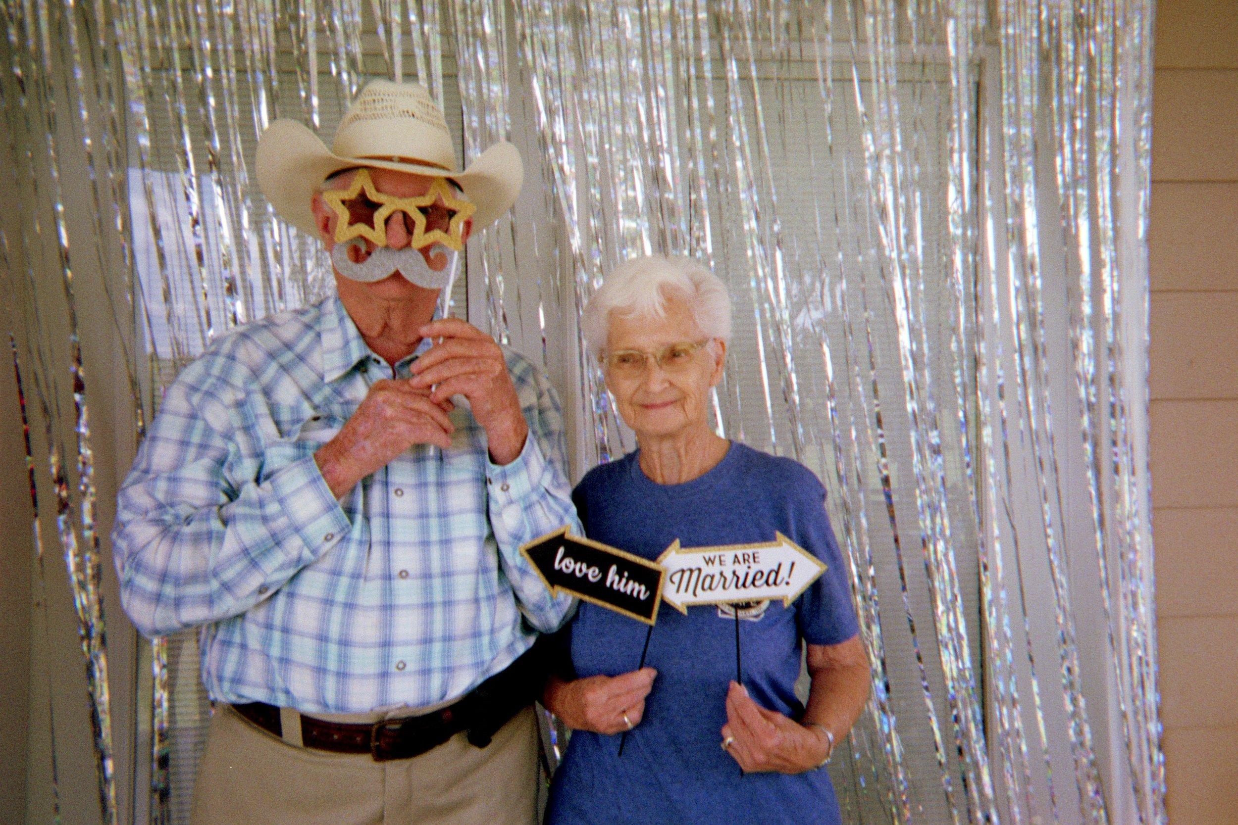 Cutie grandparents