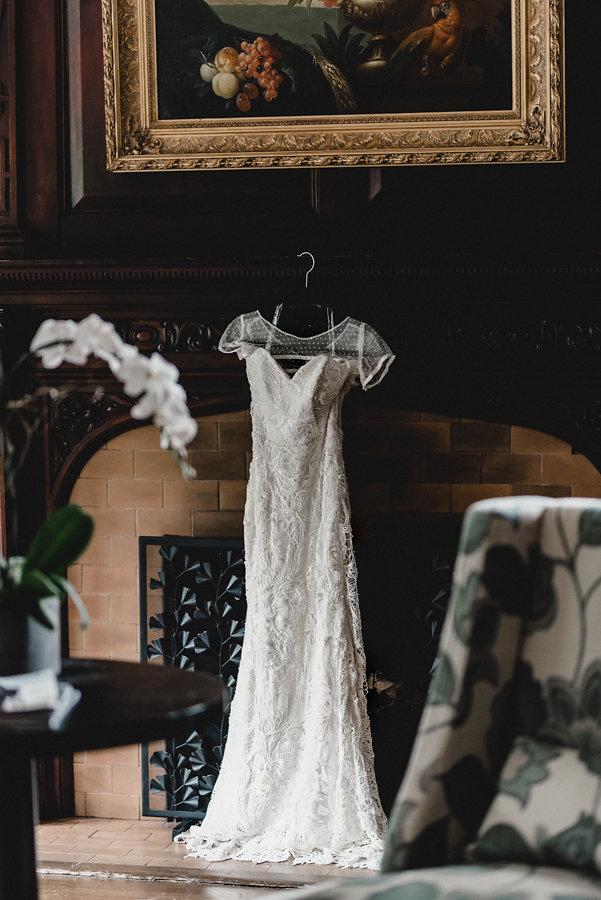 Pittsburgh Vintage Heirloom Wedding Dress