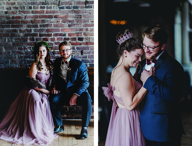 Photos by    Jenn Marie Wedding Photography   .