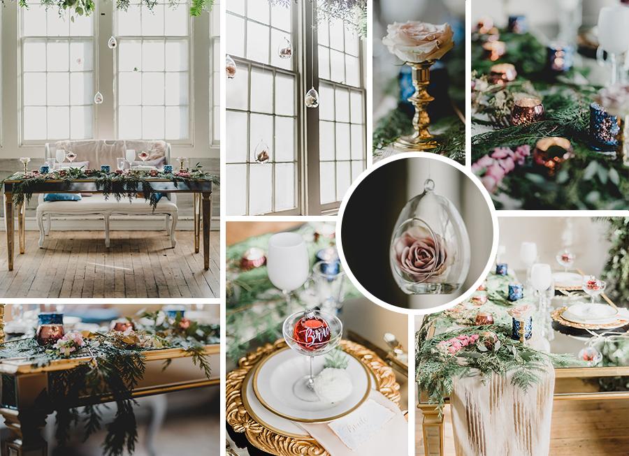 Photos by    Samantha Zenewicz Photography    and    Jenn Marie Wedding Photography   .