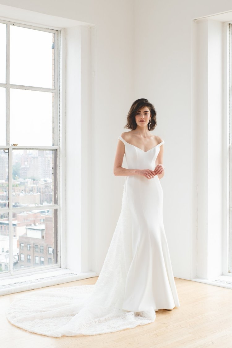 Ines by Ines Di Santo Fall 2019 Bridal -  Maakie .