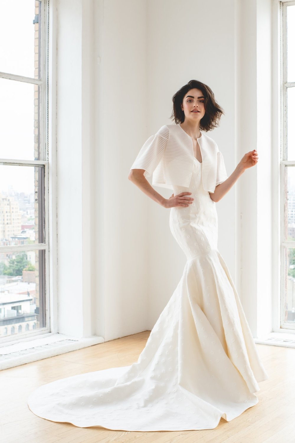 Ines by Ines Di Santo Fall 2019 Bridal -  Agua .