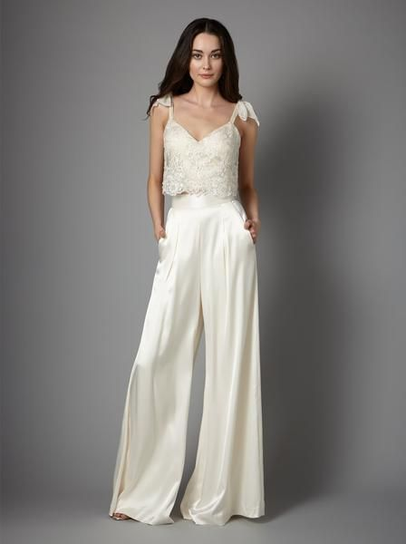 Catherine Deane  Aurelia pants , shown here with the  Michelle top .