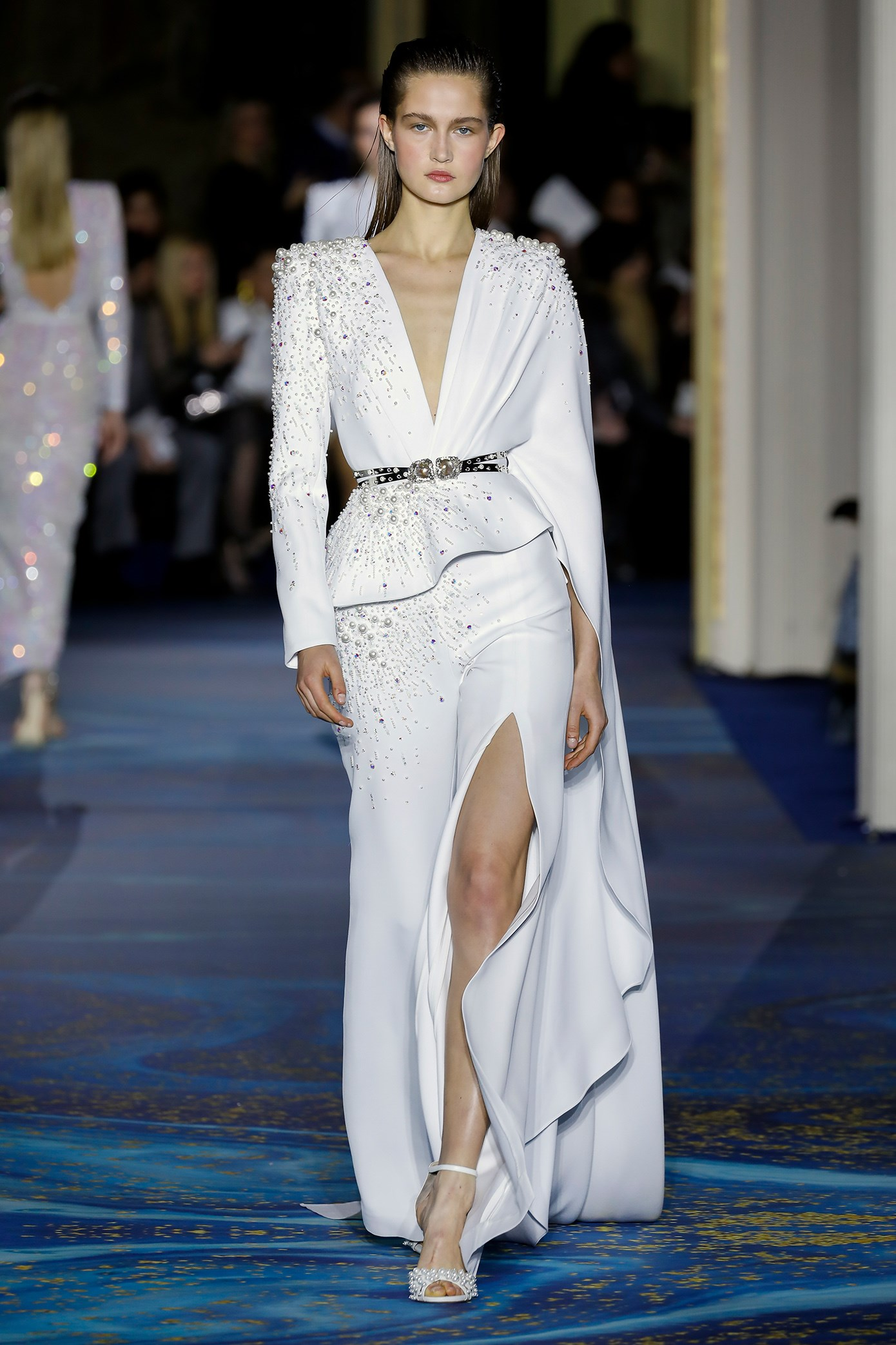 Zuhair Murad  Wedding Suit  - Couture Collection Spring/Summer 2019