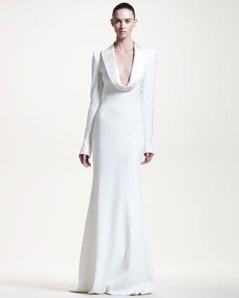 Alexander McQueen for  Bergdorf Goodman