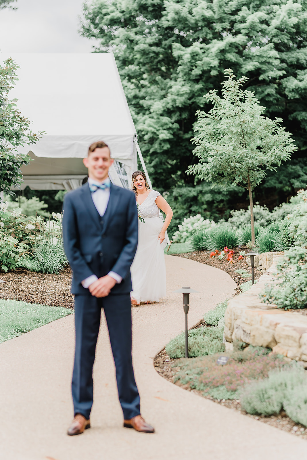 pittsburgh_botanic_gardens_summer_colors_wedding_first_look_bespoke_and_beloved_events
