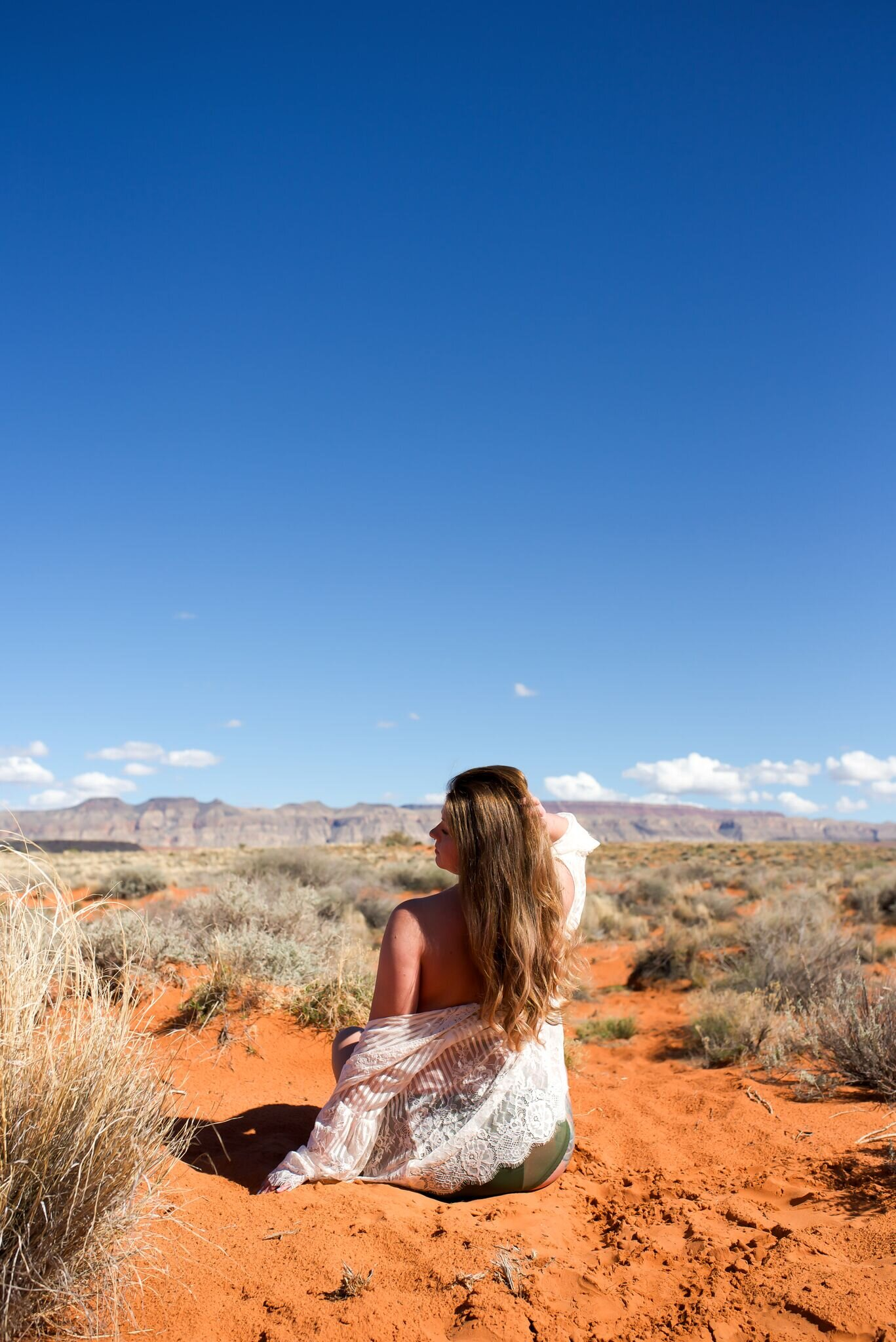Model: Hannah Rae/ Sun Rae Photography ; Photographer:  Taylor Marie Photography  at  KMP Retreats  Desert Boudoir Workshop