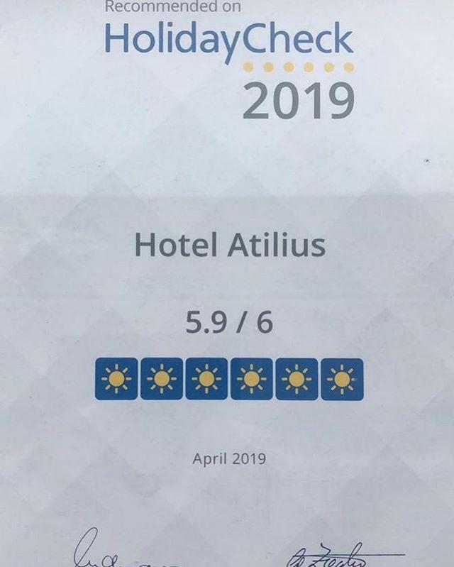 ...le cose migliori si ottengono solo con il massimo della passione! #hotelatilius#limonetimehotel#satisfactions#thanksto#allourguests#allourguestsarespecial#onlyforourclients#besthotelever#