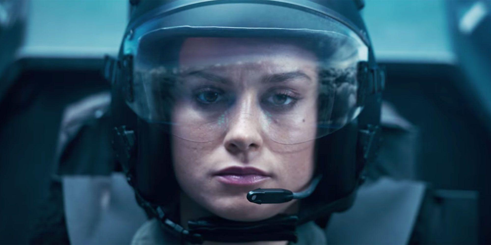 Carol as an Air Force pilot.