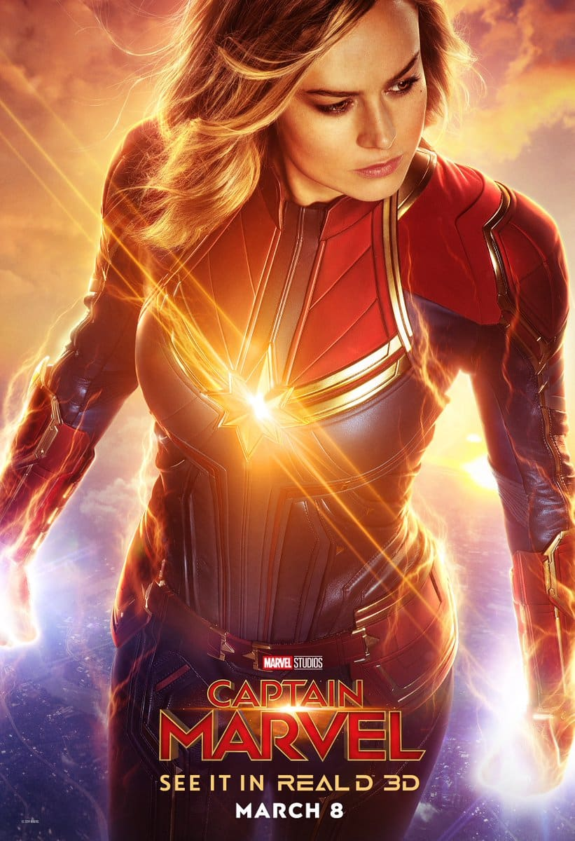 'Captain Marvel' Movie Review 2019 -