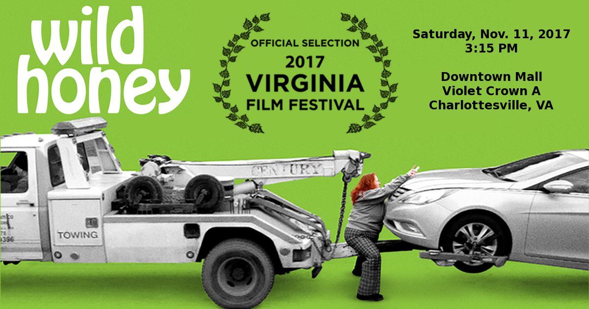 Virginia Film Festival - 2017