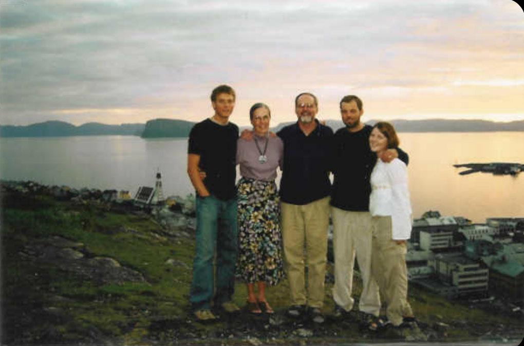 Hammerfest, Norway, world's northern-most city