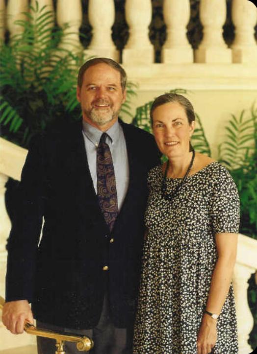 Richard and Linda