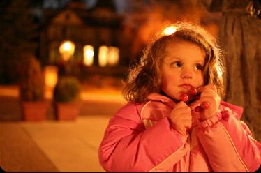 Katja, our little angel