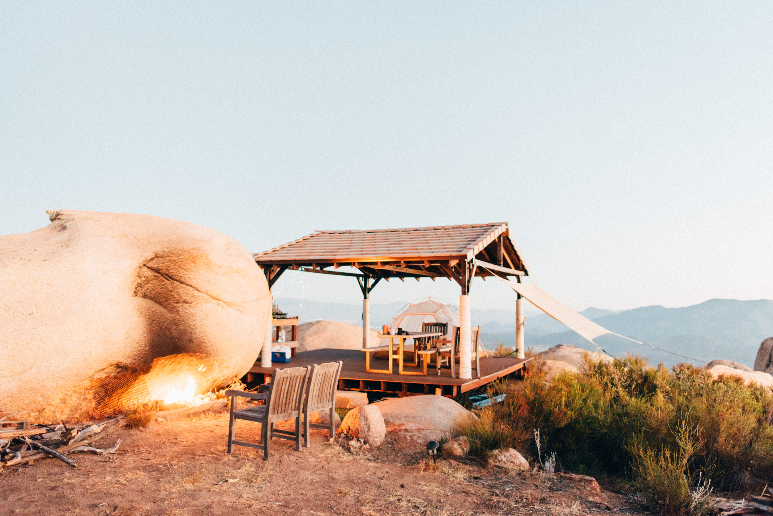 Our kind of summer date night // pt 2 - Jamul, Ca.