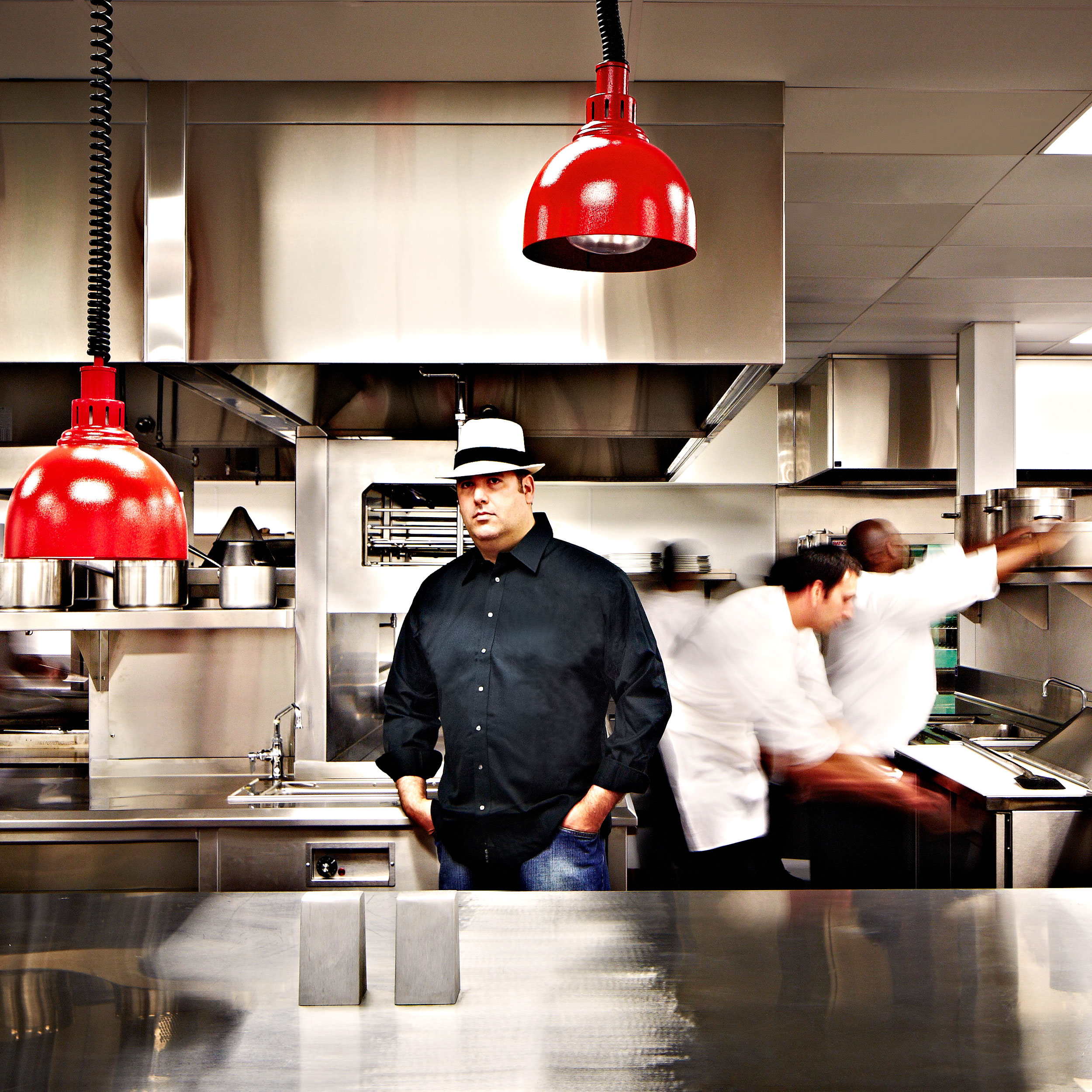 """Well respected Chef - *PLACEHOLDER*""""I have worked with other's in the past and when I finally went to ODG I was amazed at how smooth the project went and I'm in love with my kitchen.""""Chef Boy R D"""