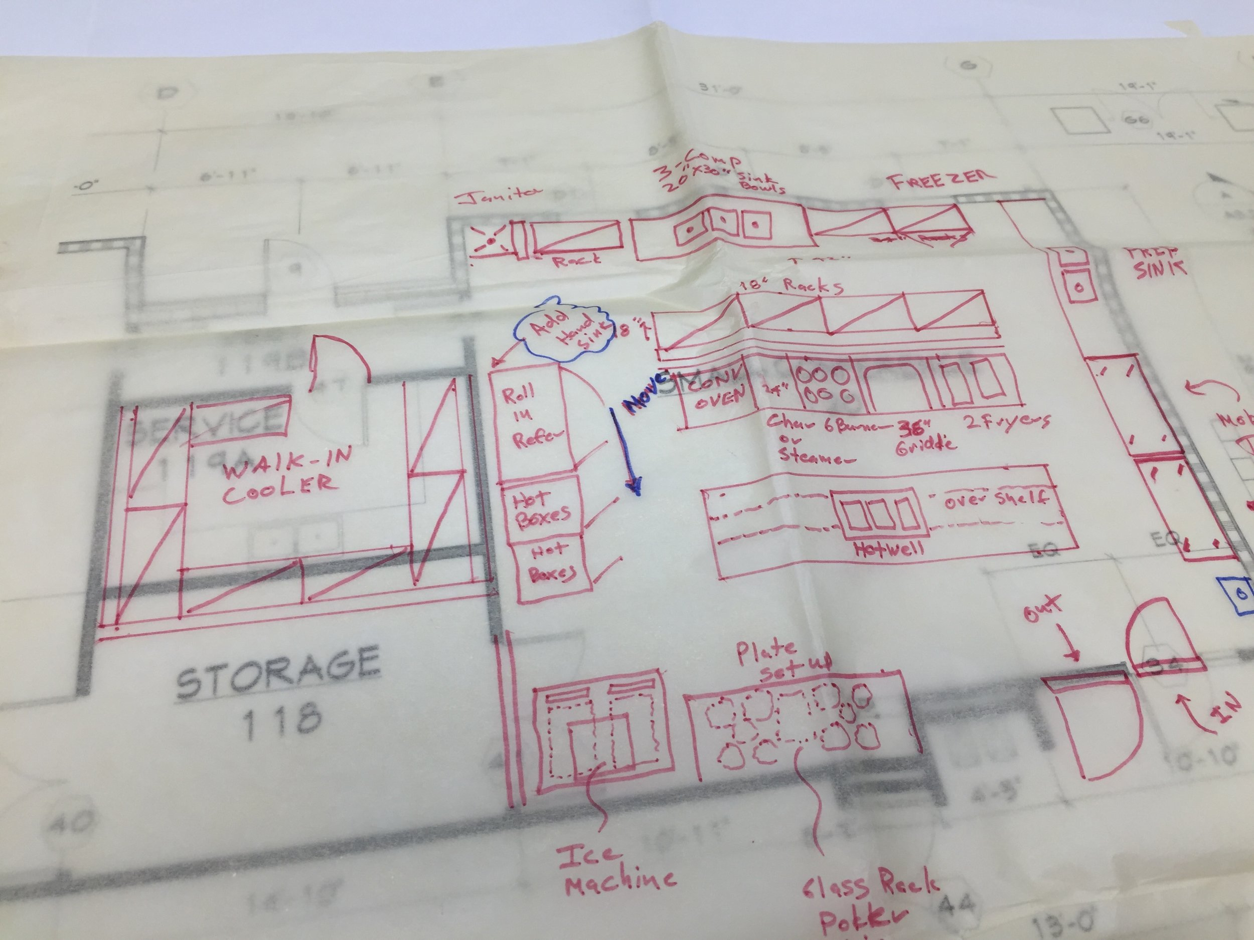 """We involve clients as part of the design """"team"""" along with architects, engineers, contractors, technology, and construction trades. By leveraging all our expertise, we reduce rework and ensure an optimal solution for the space and client needs."""