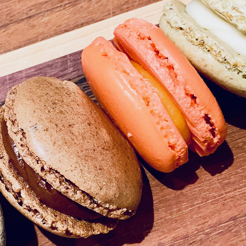 Gluten-Free, Dairy-Free, Nut-Free French Macarons