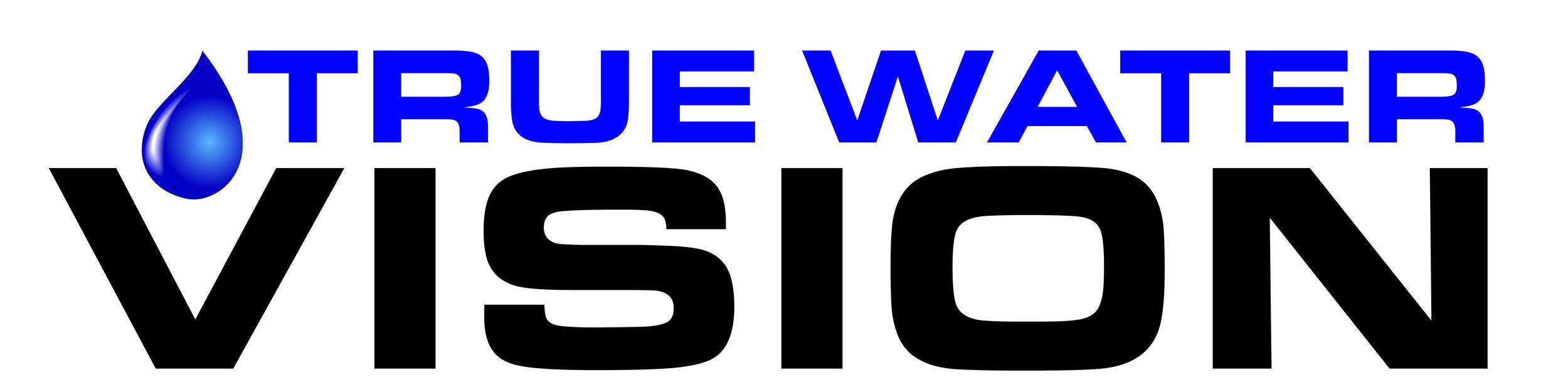 True Water Vision newsletter nameplate.jpg