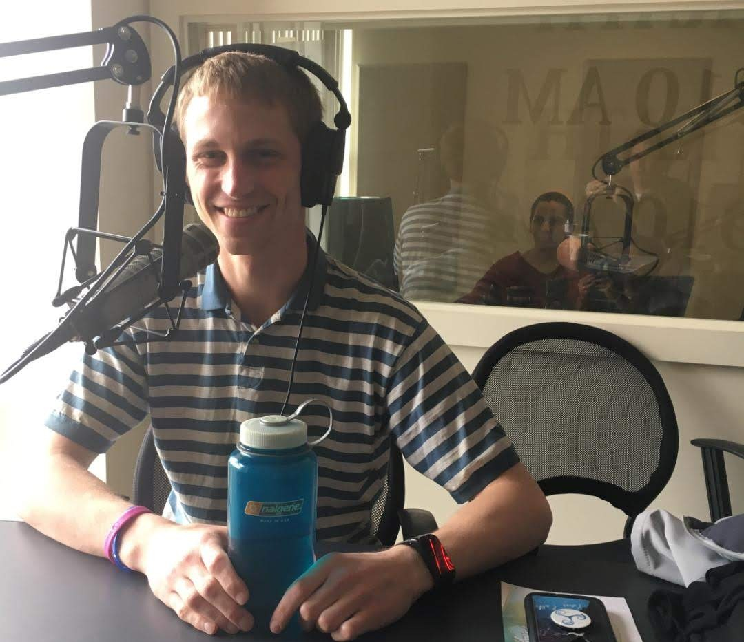 VAVV Executive Director Visits for the Third Time with KATH 910 AM - 2019-02-01 | Dallas,Texas — Vera Aqua Vera Vita (VAVV) Founder & Executive Director Jacob Niemeier returned to Guadalupe Radio Network KATH 910AM in Dallas, Texas, on Feb. 1, 2019 and was interviewed by local Catholic radio legend, Dave Palmer for the Third (Holy Trinity) Time.In the interview, Niemeier shared an update on what Vera Aqua Vera Vita is currently up to these days. In addition, he also spoke about the success of Phase I of their project in Monte Castillo with the commencement of operation of the Water Treatment Facility in the coming month.Palmer, also, pointed out the primacy and importance of the basic needs of clean water and sanitation servicesNiemeier went on to share about the campaigns VAVV has going on right now and their vision for 2019 and beyond!
