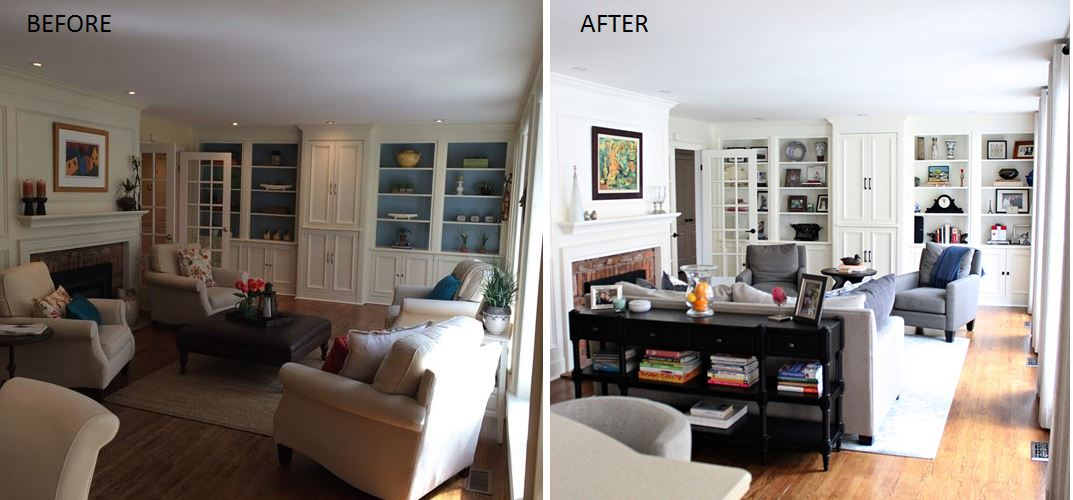 kmsd escarpment family home before and after lv room
