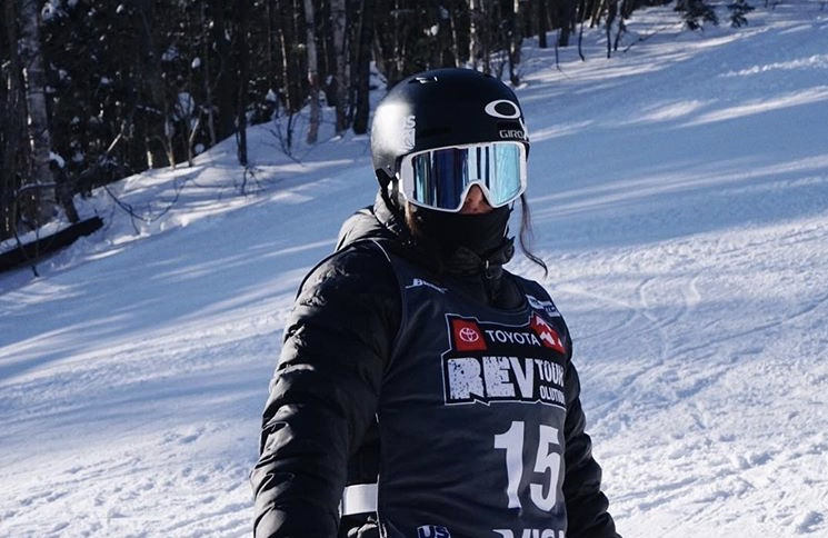 Grace Henderson  - GRACE IS FREESTYLE SKIER WHO HAILS FROM WATERVILLE, NH. SHE IS ON THIS THING CALLED THE US FREE SKI TEAM, BUT THE WATERVILLE PARK TAUGHT HER EVERYTHING SHE KNOWS.Instagram: grace_henderson