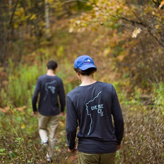 Look good while being comfortable #livefreeordie #explorenh #linkinbio