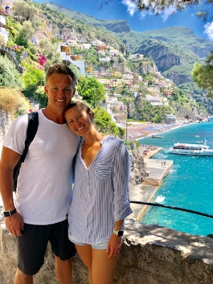 My favourite photo from Positano, Italy 2018