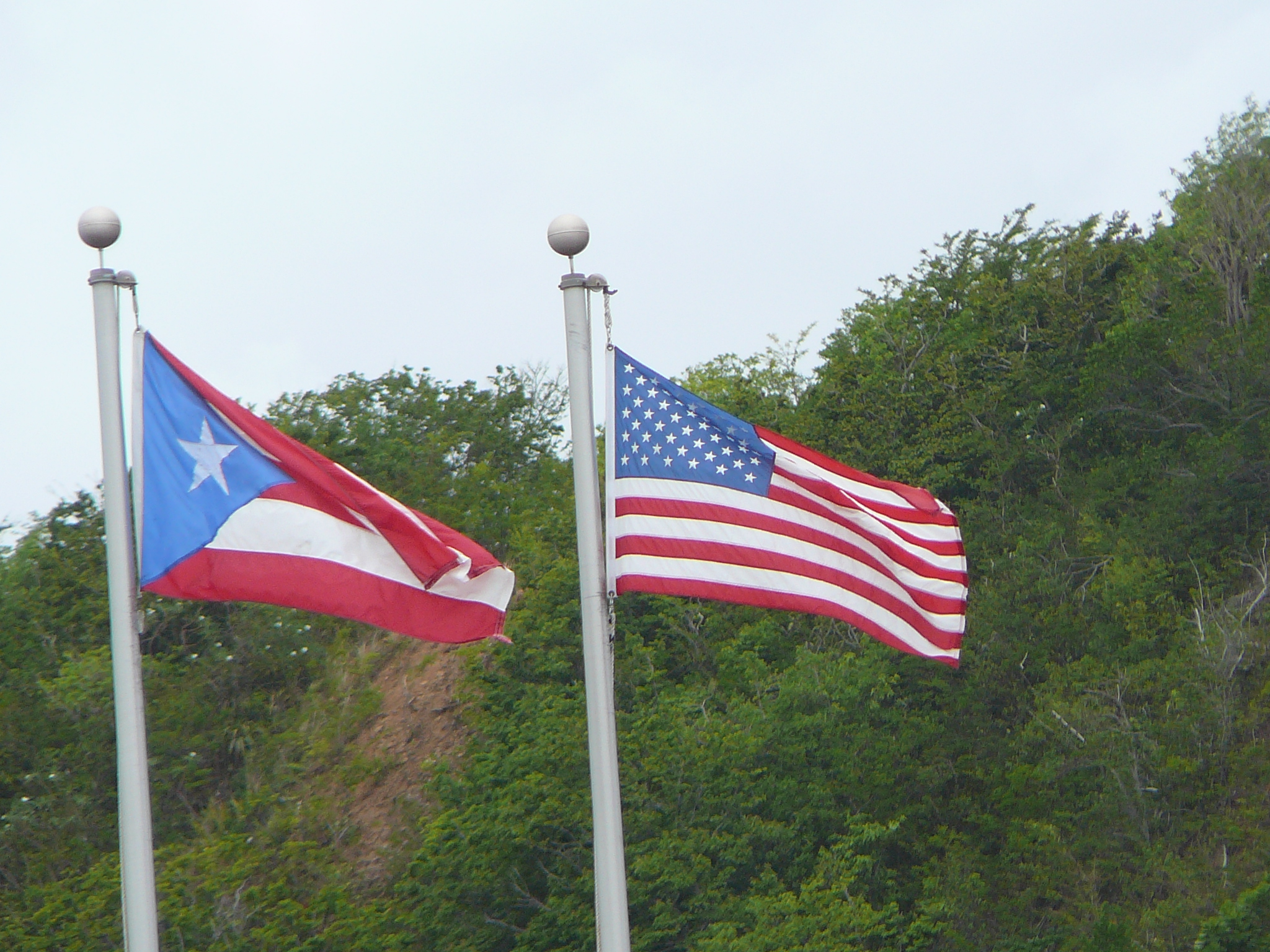 "Puerto Rico has been a territory of the U.S. since 1898. Puerto Ricans have all the rights of ""natural born"" U.S. citizens, but cannot vote in presidential elections and have no voting representation in Congress."