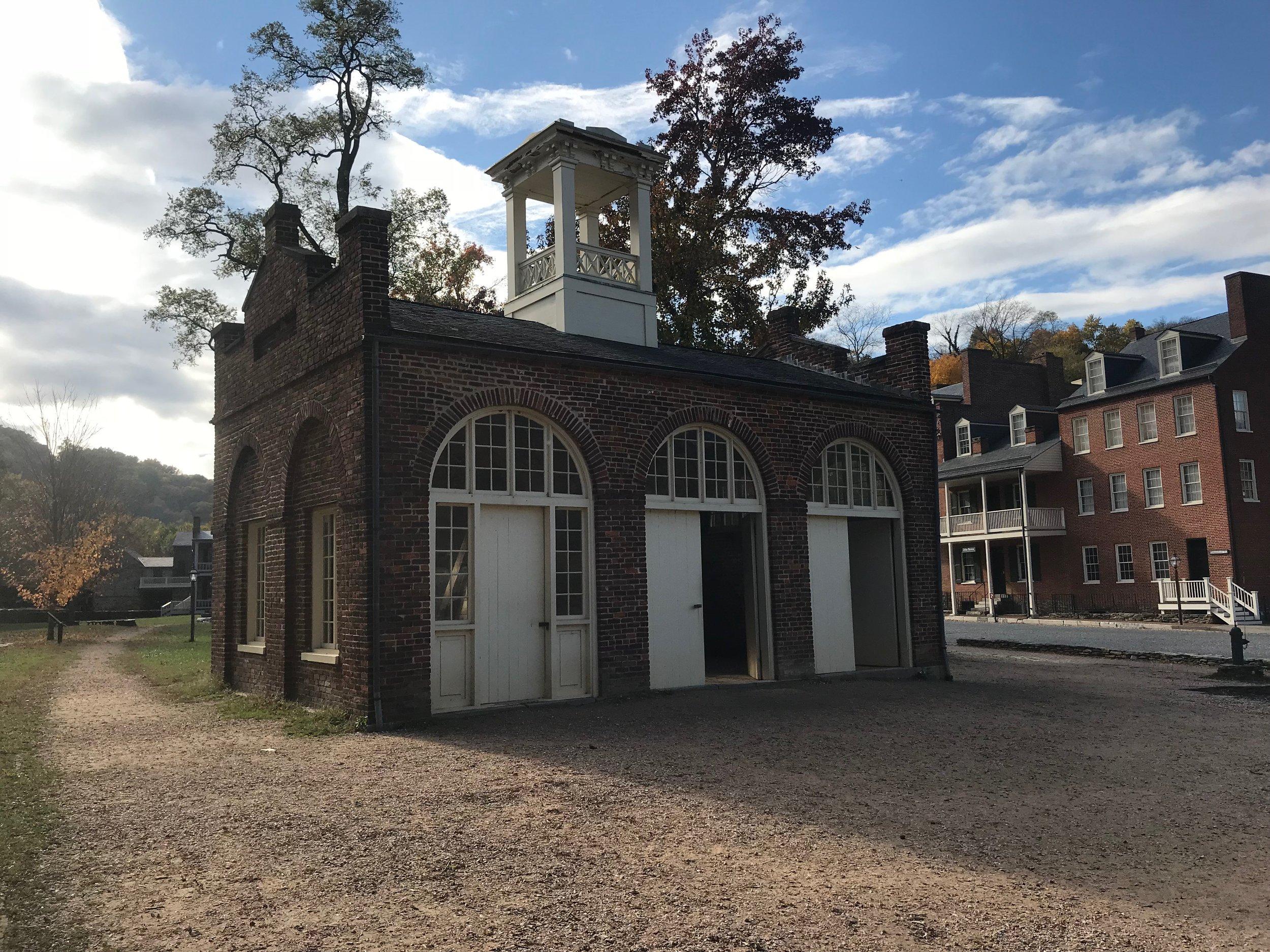 John Brown's Fort